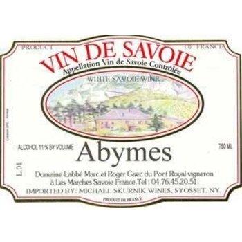 Dm Labbe Domaine Labbe Abymes Savoie 2019<br />Loire, France