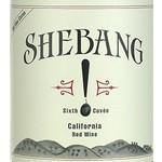 "Bedrock Bedrock Wine Comapny ""Shebang"" XII Cuvee Red Blend<br />California<br />90pts-RP"
