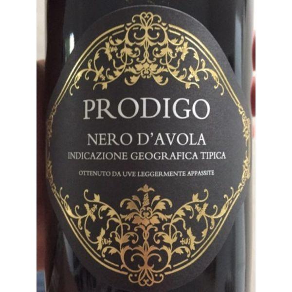 Prodigo Nero D'Avola 2019<br /> Sicily, Italy
