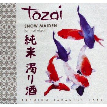 Tozai Tozai Snow Maiden Junmai Nigori Sake  300ml