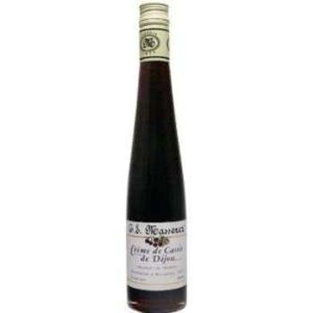 Massenez G.E.Massenez Creme de Cassis  de Dijon  375ml<br />France<br />Dessert Wine