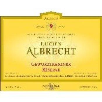 Lucien Albrecht Lucien Albrecht Gewurztraminer Reserve 2016<br />Alsace, France