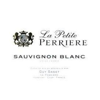 La Petite Perriere Guy Saget La Petite Perriere Sauvignon Blanc 2018<br />Loire, France