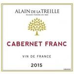 Alain De La Treille Cabernet France 2019<br /> Vine de France