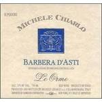Michele Chiarlo Michele Chiarlo Le Orme Barbera D'Asti 2017<br /> Piedmont, Italy