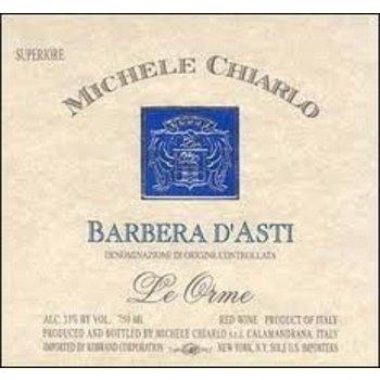 Michele Chiarlo Michele Chiarlo Le Orme Barbera D'Asti 2016 <br /> Piedmont, Italy