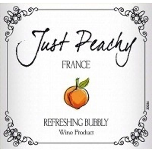 Just Peachy Just Peachy Sparkling<br />Provence, France