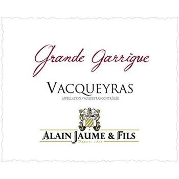 Alain Jaume Alain Jaume Vacueyras Grand Garrigue 2015  <br /> Rhone, France