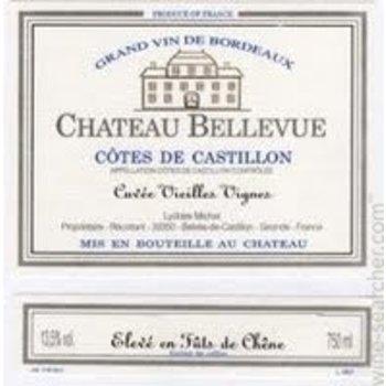 Ch Bellevue Ch Bellevue Cuvee Vieilles Vignes 2015  <br /> Bordeaux, France