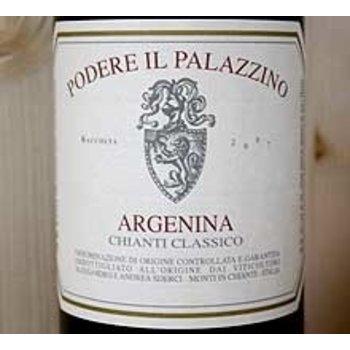 Palazzino Palazzino Argenina Chianti Classico 2015 ORGANIC <br /> Tuscany, Italy