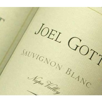 Joel Gott Joel Gott Sauvignon Blanc 2019<br />Napa, California