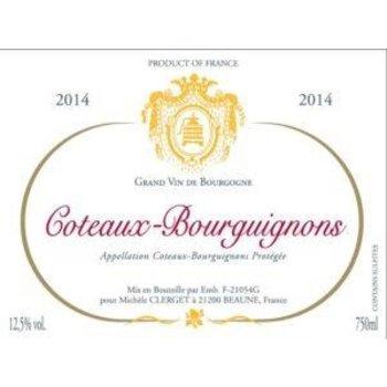 Michele Clerget Coteaux Bourguignons 2015<br /> Burgundy, France