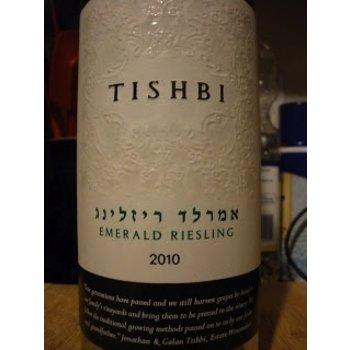 Tishbi Tishbi Emerald Riesling 2017<br />Kosher-Israel