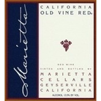 Marietta Marietta Old Vine Red 66 Red Zinfandel Blend  California