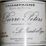 """Pierre Peters Pierre Peters """"Cuvée de Réserve"""" Blanc de Blancs Brut Champagne<br />Champagne, France<br />90pts-WS"""