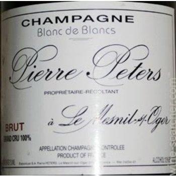 """Pierre Peters Pierre Peters """"Cuvée de Réserve"""" Blanc de Blancs Brut Champagne<br />Champagne, France<br />92pts-RP"""