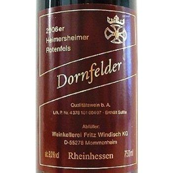 Heimersheimer Rotenfels Heimersheimer Rotenfels Dornfelder 2017<br />Rheinhessen, Germany