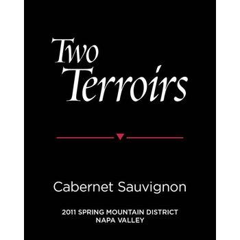 Two Terroirs Cabernet Sauvignon 2011<br /> Spring Mountain District Napa Valley, California