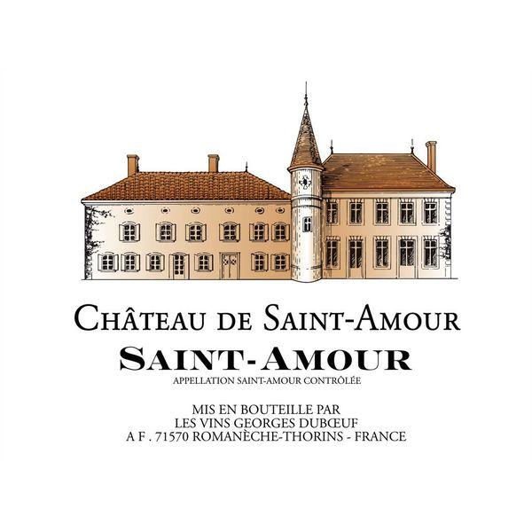 Duboeuf George Duboeuf Ch De Saint-Amour Saint-Amour 2017<br /> Beaujolais, France