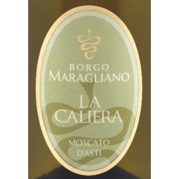 Maragliano Maragliano La Caliera Sparkling Moscato D&#039;Asti 2015  <br /> 375 ml  Half Bottle<br />Piedmont, Italy