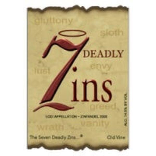 Michael David Michael David 7 Deadly Zins 2017<br />Lodi, California