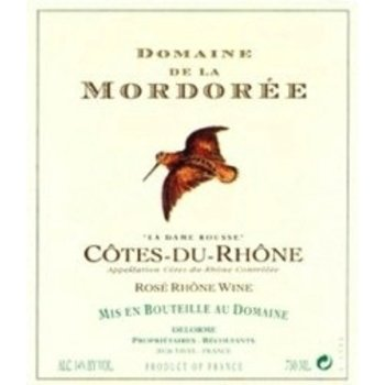 Dm Mordoree Domaine De La Mordoree Cote-Du-Rhone Rose 2018<br />