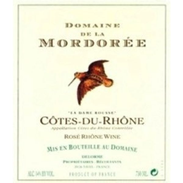 Dm Mordoree Domaine De La Mordoree Cote-Du-Rhone Rose 2019<br />Rhone, France