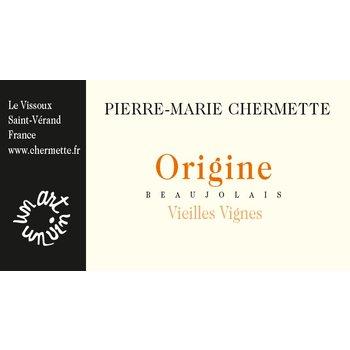 Chermette Pierre-Marie Chermette Origine Vieilles Vignes Beaujolais 2016<br /> Beaujolais, France