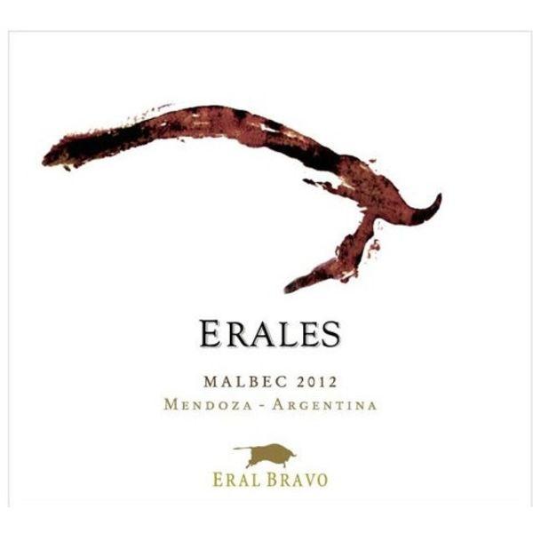 Eral Bravo Bodegas Eral Bravo Erales Malbec 2017<br /> Mendoza, Argentina