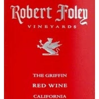 Robert Foley Robert Foley The Griffin Proprietary Red 2016   <br /> Napa, California