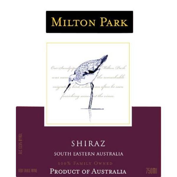 Milton Park Milton Park Shiraz 2018<br />South Eastern, Australia