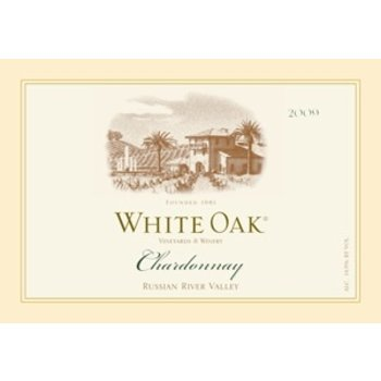White Oak White Oak Chardonnay 2016<br />Russian River, California