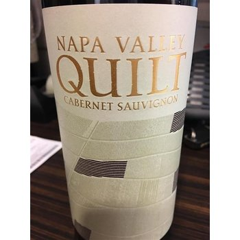 J. Wagner Quilt Cabernet Sauvignon 2016<br /> Rutherford/ Napa Valley, California