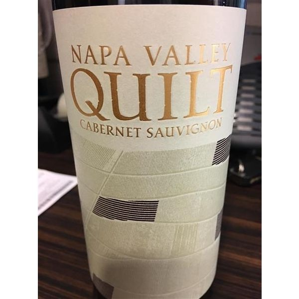 J. Wagner Quilt Cabernet Sauvignon 2017<br /> Rutherford/ Napa Valley, California