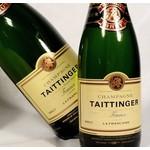 Taittinger Brut La Francaise NV<br /> Champagne, France  <br /> WS-91pts.