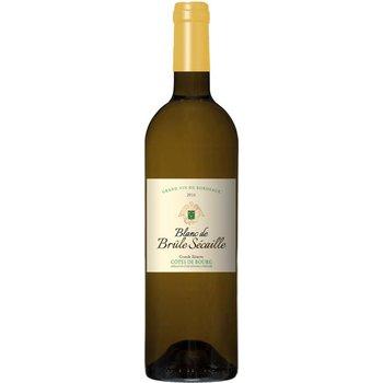 Ch Brule Secaille Cotes De Bourg Blanc 2016<br /> Bordeaux, France