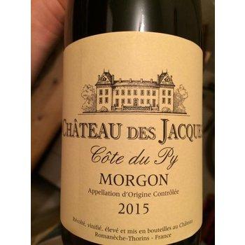 Jadot Louis Jadot Ch Des Jacques Cote du Py Morgon 2015<br /> Burgundy, France<br /> 92pts-WE