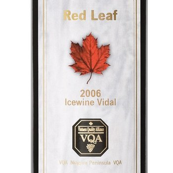 Pillitteri Pillitteri Red Leaf Vidal Icewine 2015  375ml<br /> Canada