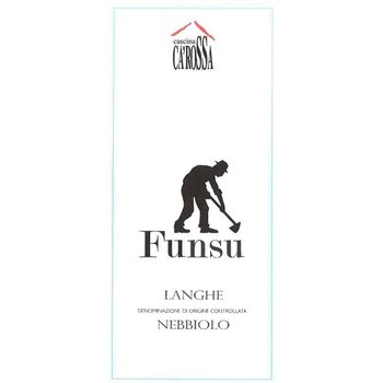 Cascina Ca'Rossa Funsu Nebbiolo 2016   Langhe, Italy