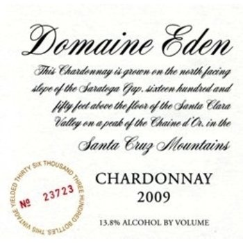 Dm Eden Domaine Eden Chardonnay 2013<br />