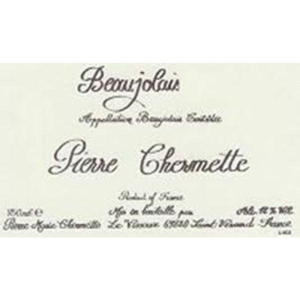 Dm Vissoux Domaine Griottes Pierre Chermette Beaujolais 2018<br />Beaujolais, France