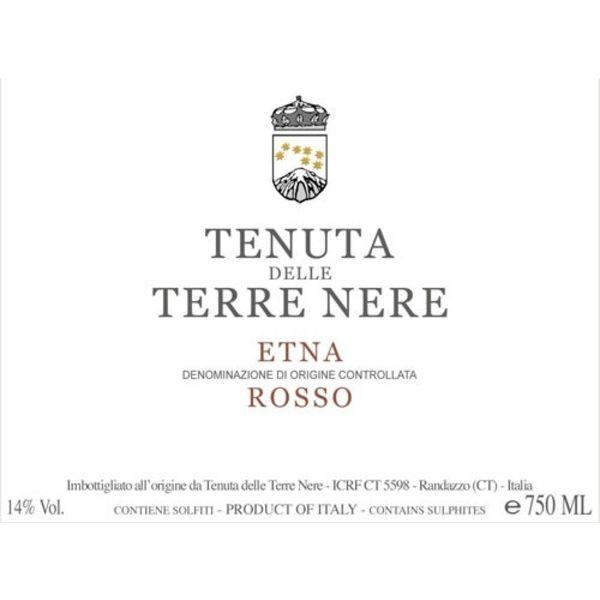 Tenuta Tenuta Delle Terre Nere Etna Rosso  2019<br />Sicily, Italy