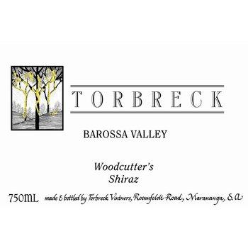 Torbreck Woodcutters Shiraz 2018<br /> Barossa, Australia<br /> 94pts-JS, 91pts- WA