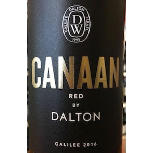 Dalton Dalton Canaan Red Galilee 2019<br /> Kosher