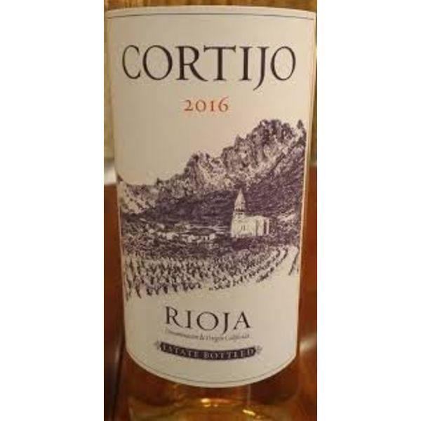 Cortijo Tempranillo 2018<br />Rioja, Spain