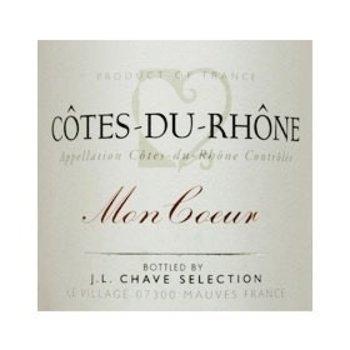 Chave J.L. Chave Mon Coeur Cote-Du-Rhone 2016<br />Rhone, France