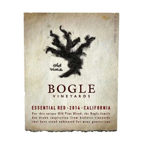 "Bogle Bogel Old Vine ""Essential Red"" 2017<br />