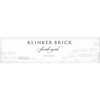 Klinker Brick Klinker Brick Farrah Syrah 2016<br />California