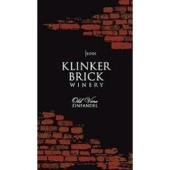 Klinker Brick Klinker Brick Old Vine Zinfandel 2015  <br /> Lodi, California