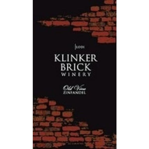 Klinker Brick Klinker Brick Old Vine Zinfandel 2017<br /> Lodi, California